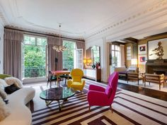 Classic and modern at the same time - Daniel Féau Conseil Immobilier