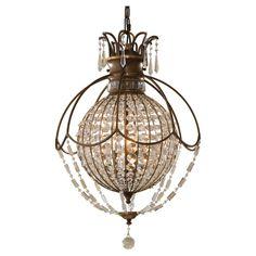 Bellini 3 Light Hall Chandelier