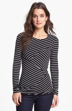 Bailey 44 '13th Window' Stripe Top | Nordstrom