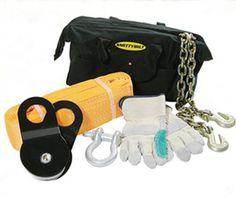 Winch Accessory Kit - Smittybilt