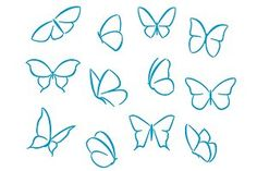 Butterfly outline tattoo butterflies silhouettes for symbols icons and tattoos design simple butterfly outline tattoo . Easy Butterfly Drawing, Butterfly Outline, Butterfly Sketch, Butterfly Design, How To Draw Butterfly, Henna Butterfly, Simple Butterfly Tattoo, Easy Drawing Steps, Step By Step Drawing