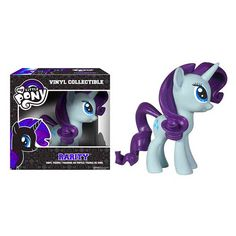Funko figures for Rarity, Discord, and Daring Do have been listed for pre-order on Entertainment Earth! Description from pony-palace.com. I searched for this on bing.com/images