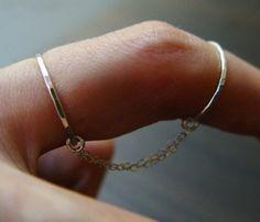 don't lose ur knuckle ring | etsy