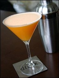 Creamsicle, it's dangerous! Just mix Whipped Cream Vodka (Smirnoff), orange juice, and Sprite or 7up.