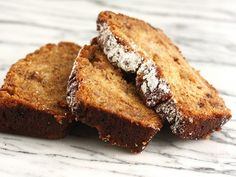 A Crazy-Good Banana Bread Recipe: Bookmark this for a brown banana kind of day. via @mydomaine