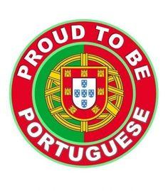 proud to be portuguese  | Proud To Be Portuguese - Portugal Flag Car Sticker Sign / Window Decal ...