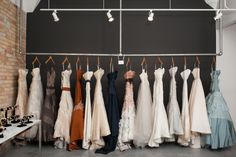 l'atelier couture bridal boutique - photo by sewell photography