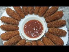 كفتة البطاطا والدجاج عشاء في دقائق - YouTube