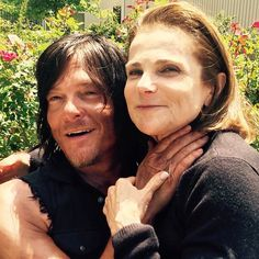 Norman and Tovah