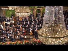 Johann Strauss - Annen-Polka New Year's Concert of the Vienna Philharmonic 2009.