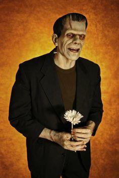 Frankenstein's Monster by Tom Kuebler.