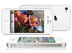 IPhone 4s...can't live without it!