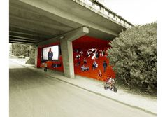 Under The Bridge Project - Picture gallery