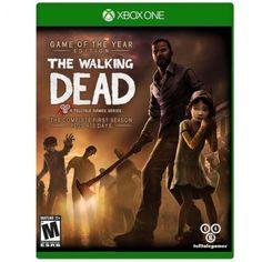 [RicardoEletro]Jogo The Walking Dead: 1ª Temporada Edição Jogo do Ano XONE R$17,91