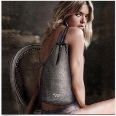 ✅OFFERS Victoria's Secret glitter drawstring bag . Victoria's Secret Bags