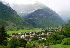 From the Road to Ushguli, East of Mestia, Svaneti, Georgia | by David&Bonnie