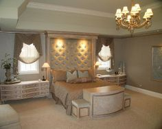Luxury Bedroom Decorating Ideas