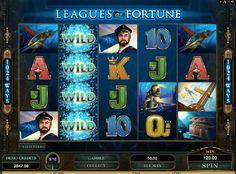 Vyberajte zo štedrých odmien z plavby loďou! http://www.hracie-automaty.com/hry/leagues-of-fortune-vyherne-automaty #leaguesofforune #hracieautomaty #hry #vyhra