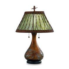 Quoizel® Highland Table Lamp - BedBathandBeyond.com