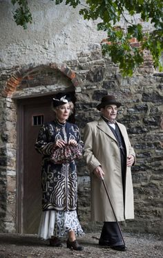 Poirot and Mrs Oliver