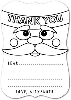 Color-in thank you c