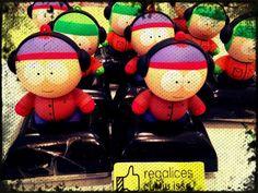 Caixa de som South Park! :)))