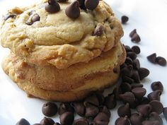 Chocolate Chip Cookies- this is my all time fave recipe!  Use milk chocolate chips and peanut butter M & M's-yummy!