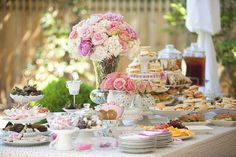 Garden party table decorations high tea 15 ideas for 2019 Bridal Luncheon, Tea Party Bridal Shower, Shower Party, Bridal Showers, Bridesmaid Luncheon, Ladies Luncheon, Shower Favors, Wedding Bridesmaids, Shower Invitations