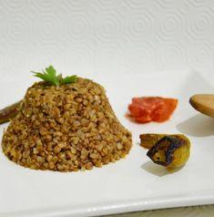 Karabuğday pilavı Dog Food Recipes