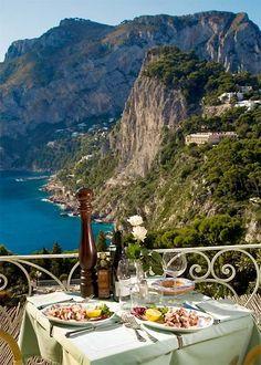 Villa Brunella - Capri, Italy
