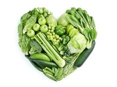 Green Juice or Smoothie for Your Heart 1 cup coconut water 1 bunch kale (destemed) 1 green apple (I like Granny Smith) A small piece of ginger 1 half cucumber