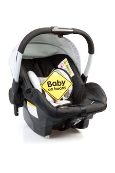 Secondhand Baby Items: Skip the Used Car Seat