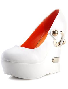 white wedge - Google Search