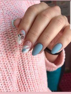 148 cute nail designs for every nail length & season 53 Minimalist Nails, Cute Nail Designs, Leopard Nail Designs, Art Designs, Nail Length, Leopard Nails, Fire Nails, Easter Nails, Best Acrylic Nails