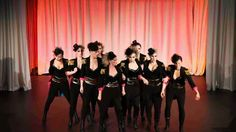 Scandinavian Salsa Congress 2011, Salseras Dance Company, Circus Choreog...