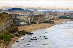 Biarritz and the Pays Basque - Aquitaine, France ~ My husband is half Basque and his persona is also Basque.