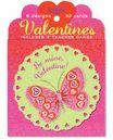 eeBoo Butterflies Valentine Cards $5.95 http://www.geniusbabies.com/eeboo-butterflies-valentines-cards.html