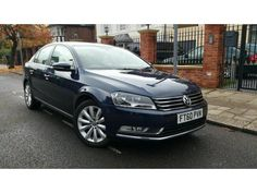 Volkswagen PASSAT DSG Automatic #RePin by AT Social Media Marketing - Pinterest Marketing Specialists ATSocialMedia.co.uk