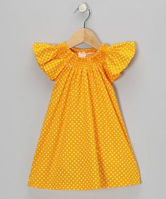 such a sweet dress for a little girl