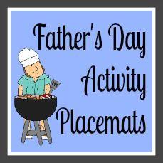 fun father's day menu