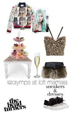 """""""loft mamaia, by @diymps"""" by petrasvetlanamelinte on Polyvore featuring art"""
