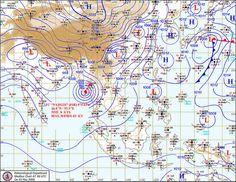 Cliquez ici pour découvrir comment lire facilement une carte de pression atmosphérique