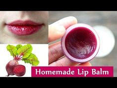 Get Baby Soft and Pink Lips Naturally at Home | Make Your Own Lip Balm for Soft Pink Lips
