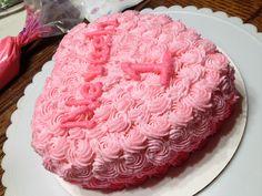 Nevaeh's birthday cake !