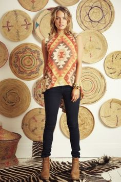 Tanzania Ines Top My Wish List, Tanzania, What To Wear, Style Me, Mushroom, Cart, Tunic Tops, Hipster, Hipsters