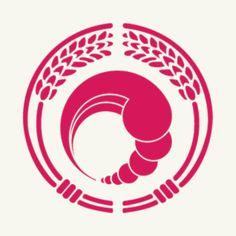 綾鷹KAMONジェネレーター | お楽しみ | 綾鷹(あやたか) Company Logo, Logos, Tattoo, Logo, Tattoos, A Logo, Japanese Tattoos, Tattoo Illustration, A Tattoo