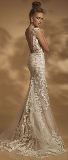 Cap sleeves sabrina neckline heavy embellishment fit and flare wedding dress sweep train #wedding #weddingdress #weddinggown