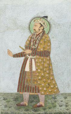 Jahangir. Nur  ud din Muhammad Salim.