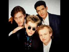 Level 42 - Something About You - YouTube.  Throwback to the 80s.  (Because there's something about YOU.. BABY.. so right...)