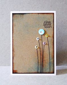 card by SPARKS DT Angeline--using Reflections, Friendly Flowers, and Chit Chat stamp sets  Paper Smooches SPARKS: July 23- August 5 Picture Perfect challenge